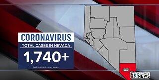 Nevada COVID-19 update April 4, 2020