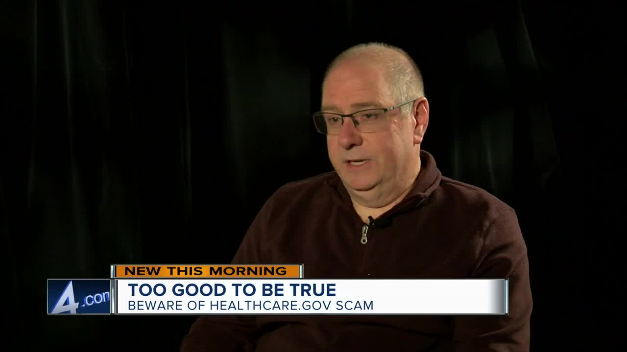 Beware of health insurance scams