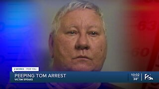 Tulsa police arrest man accused of peeping Tom incident at Sam's Club