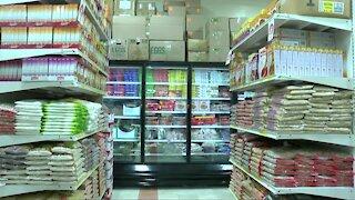 Al-Aqsa supermarket & restaurant holds grand opening