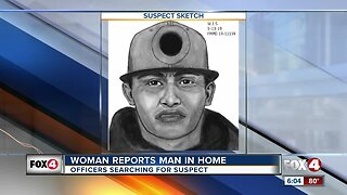 Fort Myers Police release sketch of burglary suspect