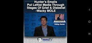 mrcTV: media struggles with the Biden laptop