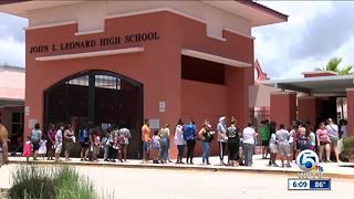 Back-to-school bash held in Greenacres