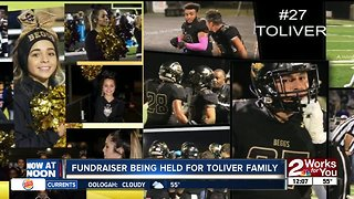 Fundraiser being held for Toliver family