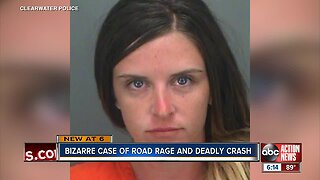 Pinellas County woman arrested for deadly DUI crash
