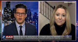 After Hours - OANN Second Amendment Rights with Amy Hunter