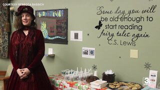Librarian boosts her community during pandemic