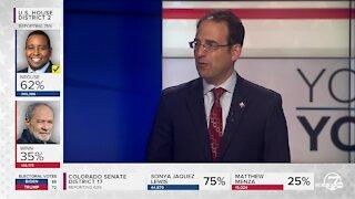 Colorado AG Phil Weiser on Colorado election