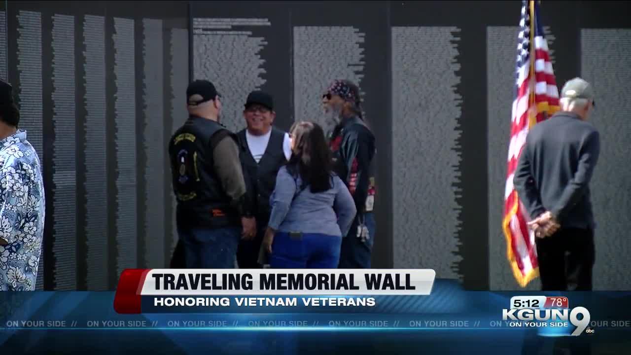 Travelling Tribute Memorial Wall