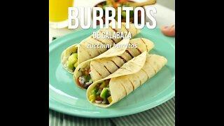 Pumpkin Burritos