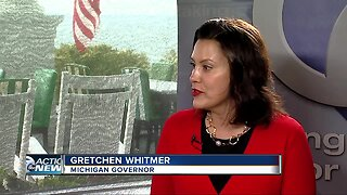 Governor Whitmer signs car insurance bill into law