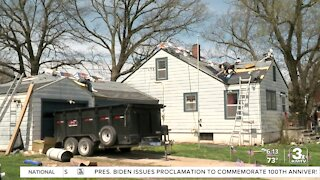 Local company to give veteran a new roof