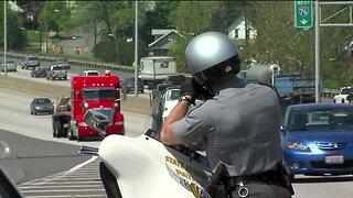 Reopening traffic enforcement