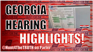 GEORGIA HEARINGS HIGHLIGH SHOCKING HOW EASY TO CHANGE BALLOT UNDER ADJUDICATION.mp4