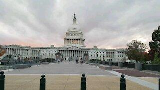 The world is watching Washington