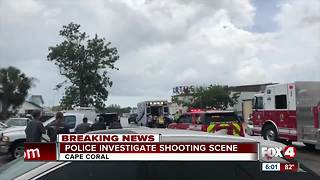 Police investigate shooting in Cape Coral