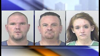 Counterfeit ID, money operation busted in St. Lucie County, 3 people arrested