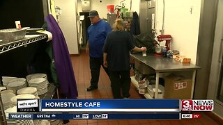 We're Open Omaha: Homestyle Cafe