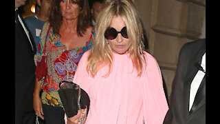 Kate Moss is training to be a tattoo artist