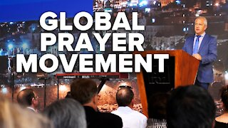Growing Global Movement Prays for the Peace of Jerusalem 6/11/21
