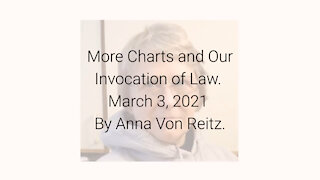 More Charts and Our Invocation of Law March 3, 2021 By Anna Von Reitz