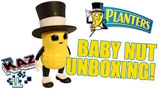 Planters Baby Nut Funko Pop Unboxing