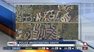 North Port Police investigate death