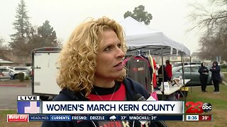 3rd annual Women's March Kern County to be held in Downtown Bakersfield
