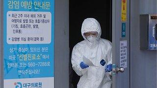 South Korea President issues highest level of alert for coronavirus