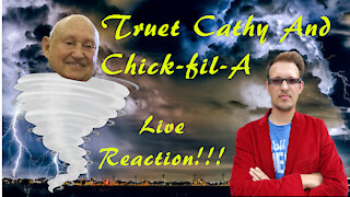 Truett Cathy Reaction!