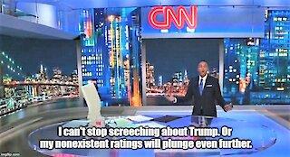 CNN's Don Lemon mocks Trump while showing off new studio