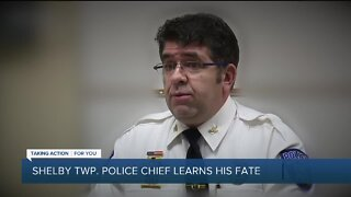 Shelby Township trustees to discuss possible disciplinary action for police chief