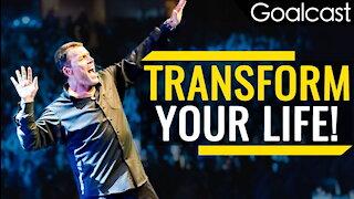 Transform Your Life In 7 Minutes: Tony Robbins
