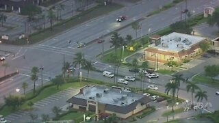 Man shot to death outside McDonald's in Delray Beach