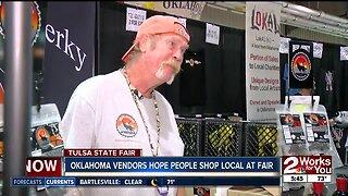 Tulsa State Fair/Shop Local