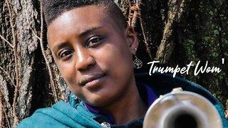 S3E15 Musician Trumpet Wom'