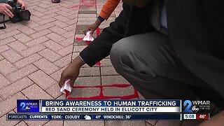 Bringing awareness to human trafficking in Ellicott City