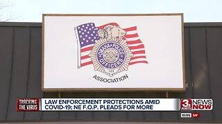 Law enforcement protections amid COVID-19