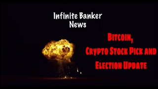 Election update 2020 November 13,2020 Crypto and Voting Machine hacking