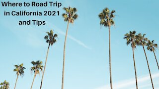 California Road Trip 2021 and Tips   Where to Road Trip in California