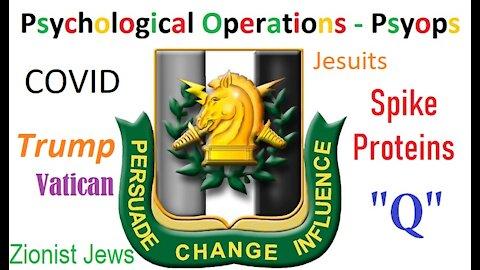 Psychological Operations - Psyops