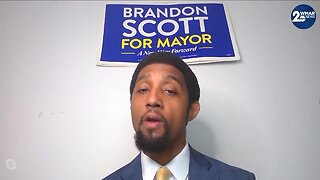Baltimore Mayoral candidate Brandon Scott on city's past racist housing practices