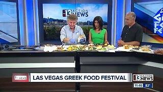 Las Vegas Greek Food Festival starts Sept. 27