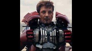 Ironmanduck as ironman