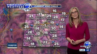 A nice warmup for Denver the next few days