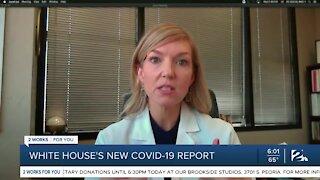 White House coronavirus task force cautions Oklahomans on COVID-19 situation