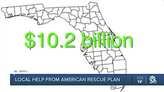 Florida to receive $10.2 billion from America Rescue Plan