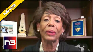 SICK! Maxine Waters' Latest Attack on Police is Absolutely SHAMEFUL