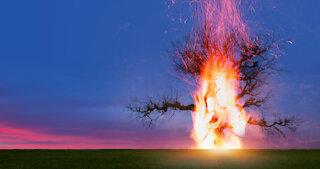 Spiritual warfare: The new world order explained.