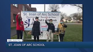 Good Morning Maryland from St. Joan of Arc School in Aberdeen